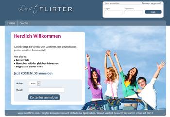 Online-dating-website hat eine liste von benutzern quizlet